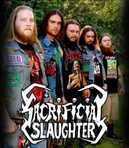SACRIFICIAL+SLAUGHTER+Band+Photo