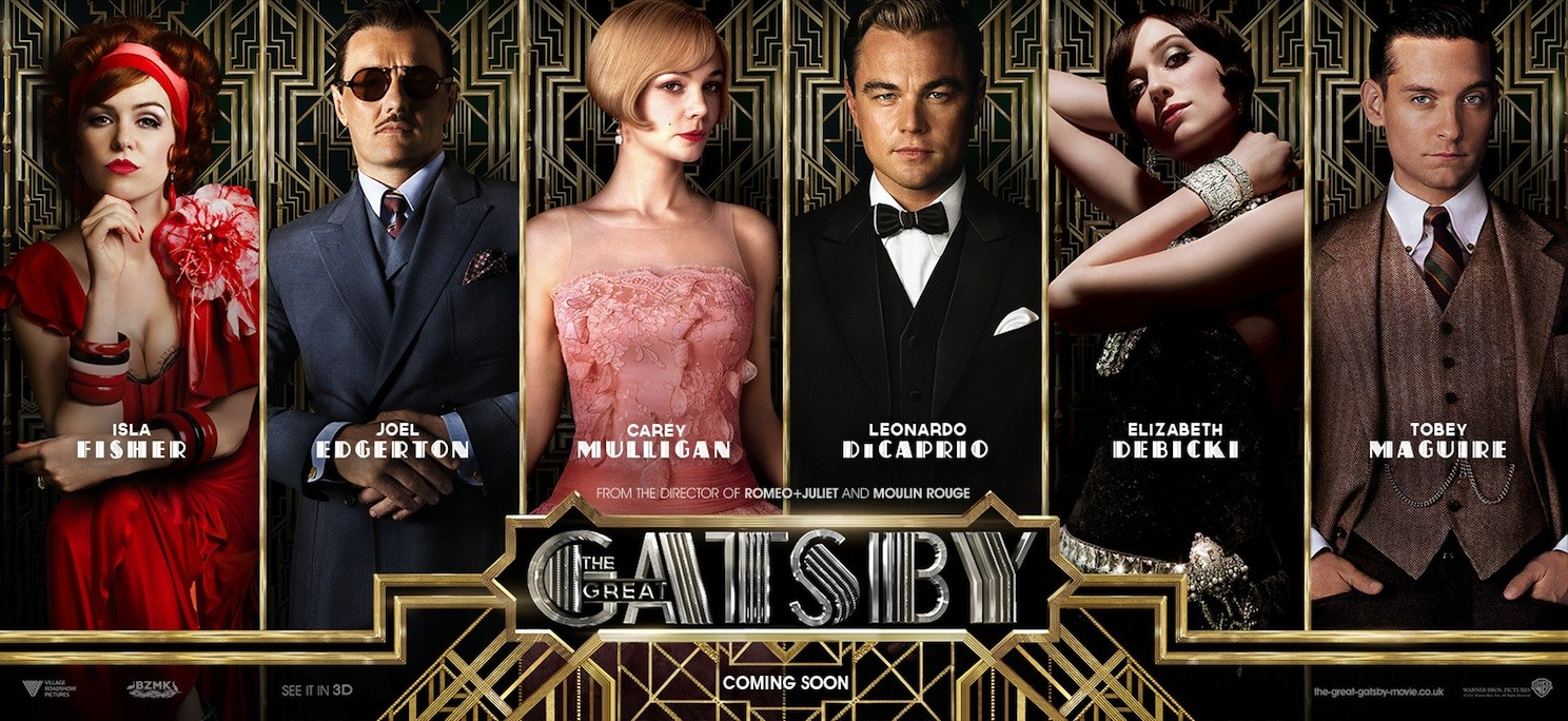 the great gatsby 2012 movie review Movie review of the great gatsby (2013) by the critical movie critics | adaptation of f scott fitzgerald's novel starring leonardo dicaprio as gatsby.