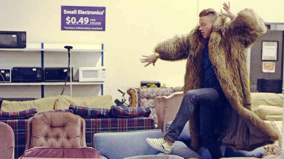 Song of the Day: Thrift Shop by Macklemore & Ryan Lewis ...