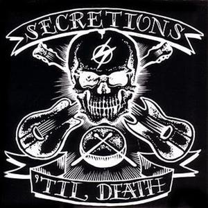 the secretions