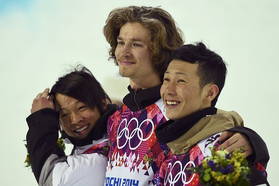 snowboard medalists