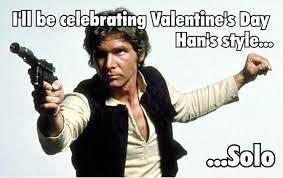 valentines day solo