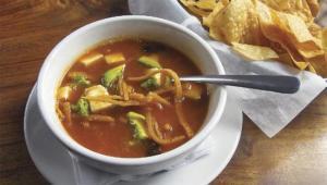 azul tortilla soup