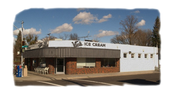 vic's ice cream