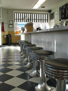 Vic's Ice Cream has maintained it's vintage style over the decades