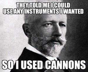 Tchaikovsky meme