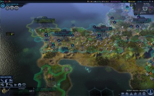 Civilization Beyond Earth Late Game