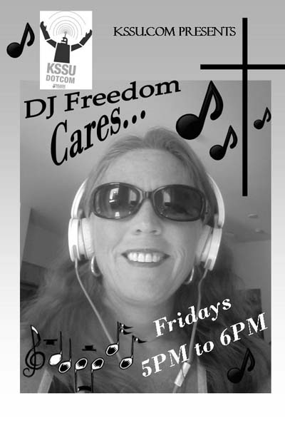 BW DJ Freedom for print