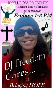 DJ Freedom Flyer