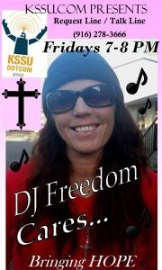 DJ Freedom Flyer